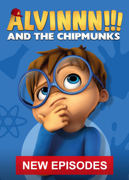 ALVINNN!!! And the Chipmunks on Netflix UK