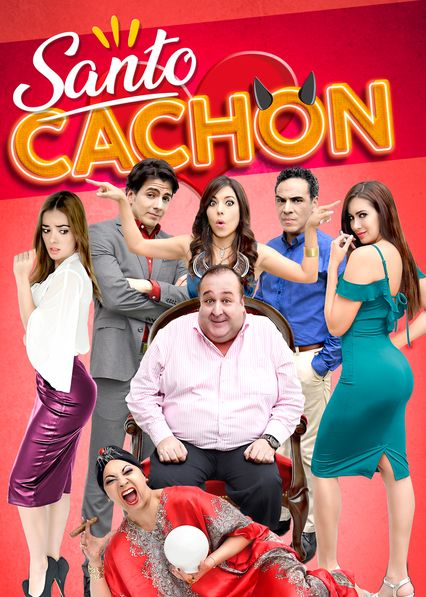 Is 'Santo Cachón' (2018) available to watch on UK Netflix