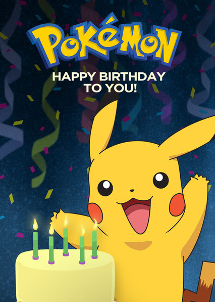 Pokémon: Happy Birthday to You! on Netflix UK