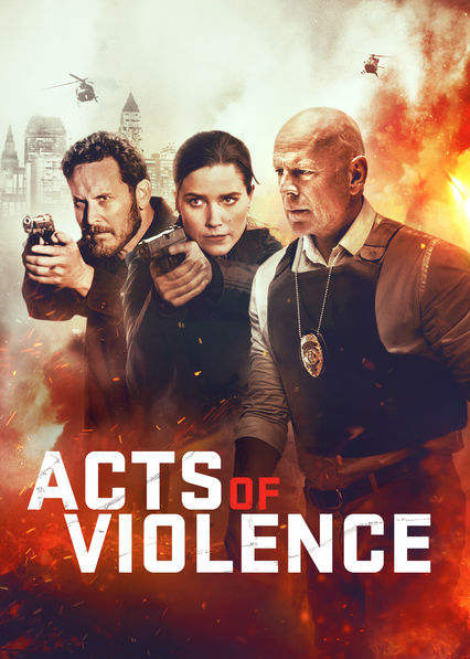 Acts of Violence on Netflix UK