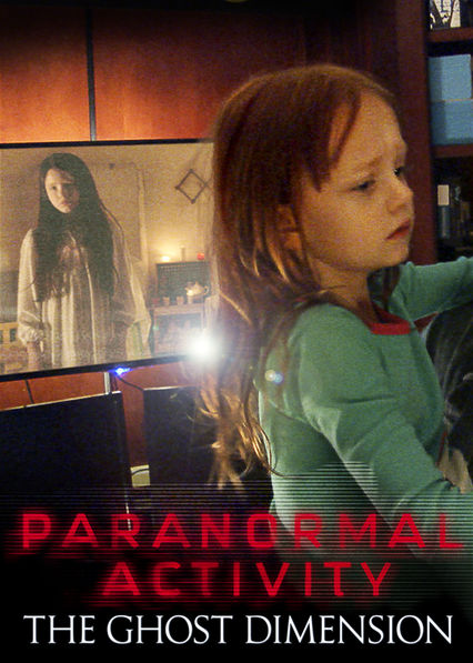 Is Paranormal Activity The Ghost Dimension 2014 Available To