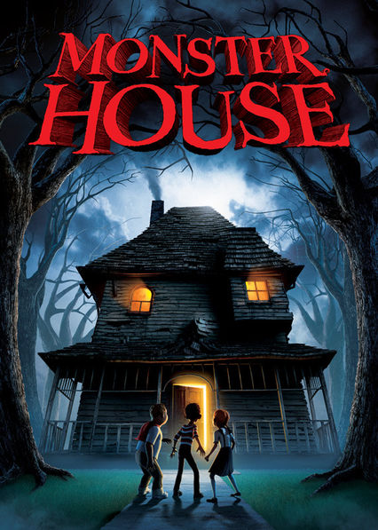 Monster House on Netflix UK