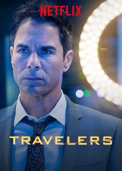 Travelers on Netflix UK