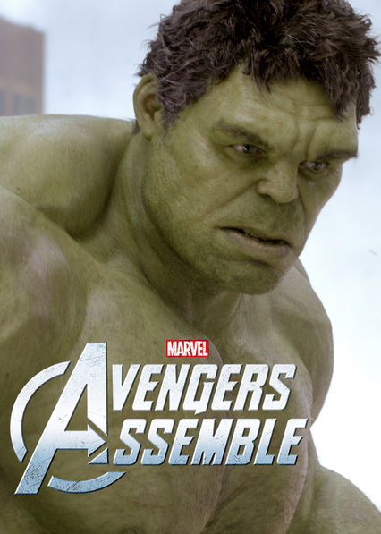 Avengers Assemble (Marvel's The Avengers)
