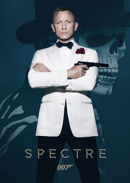 Spectre on Netflix UK