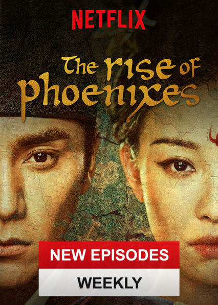 The Rise of Phoenixes on Netflix UK