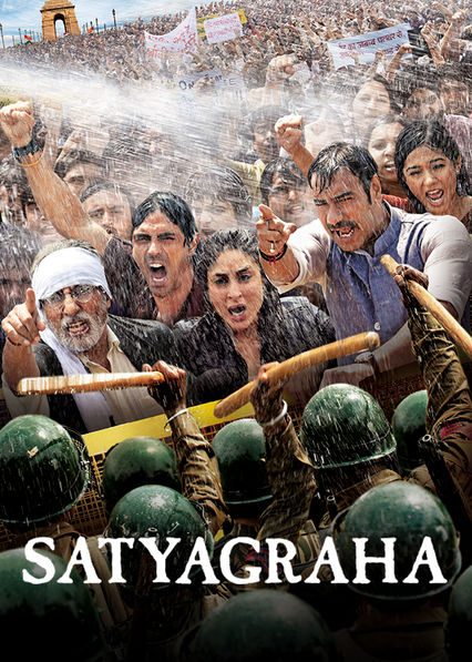 Satyagraha on Netflix UK