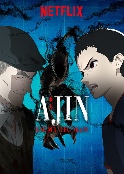 AJIN: Demi-Human on Netflix UK
