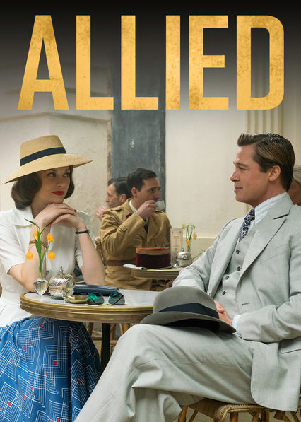 Allied on Netflix UK