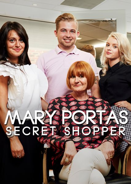 Mary Portas: Secret Shopper on Netflix UK