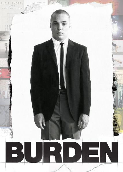 Burden on Netflix UK