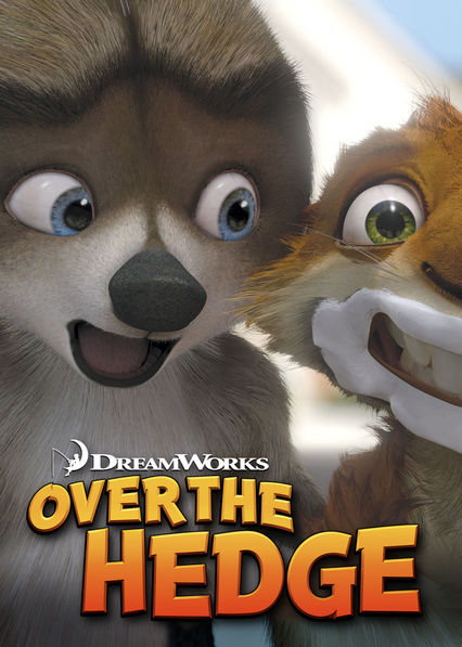 Over the Hedge on Netflix UK