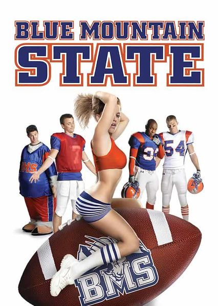 Blue Mountain State on Netflix UK