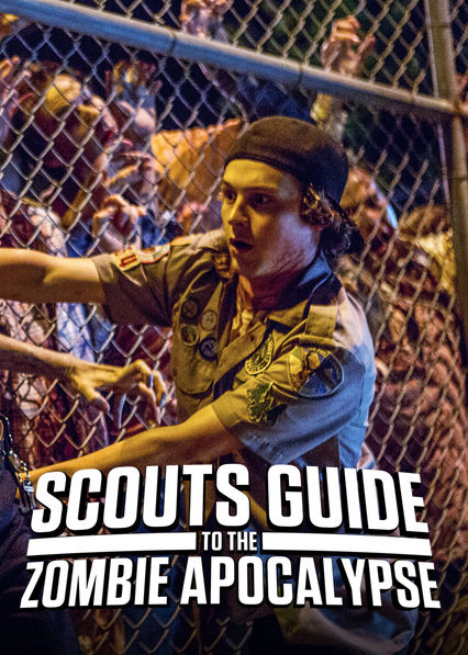 Scouts Guide to the Zombie Apocalypse on Netflix UK