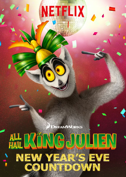 All Hail King Julien: New Year's Eve Countdown on Netflix UK