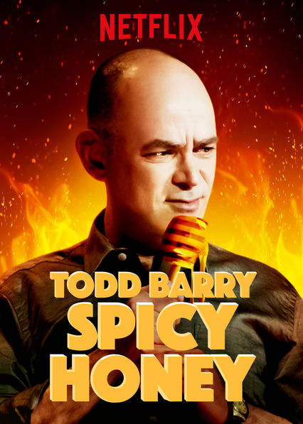 Todd Barry: Spicy Honey on Netflix UK