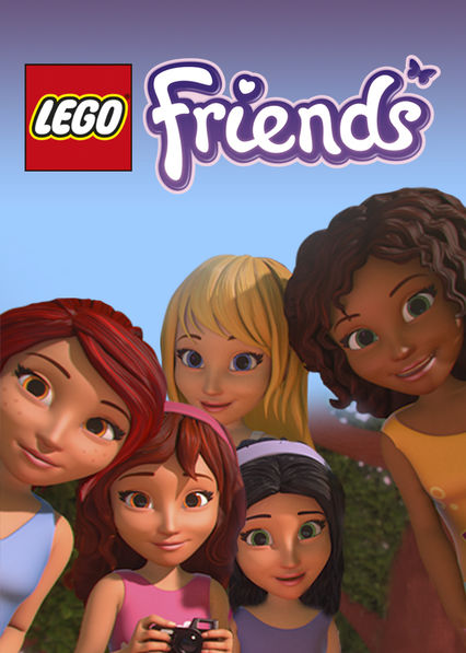 Lego Friends on Netflix UK