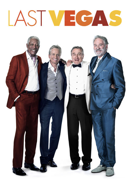 Last Vegas on Netflix UK