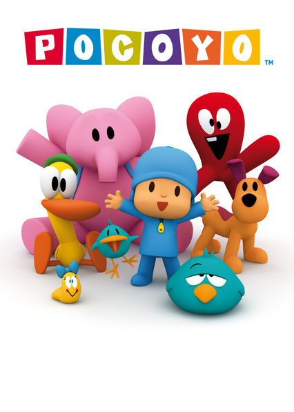 Pocoyo on Netflix UK