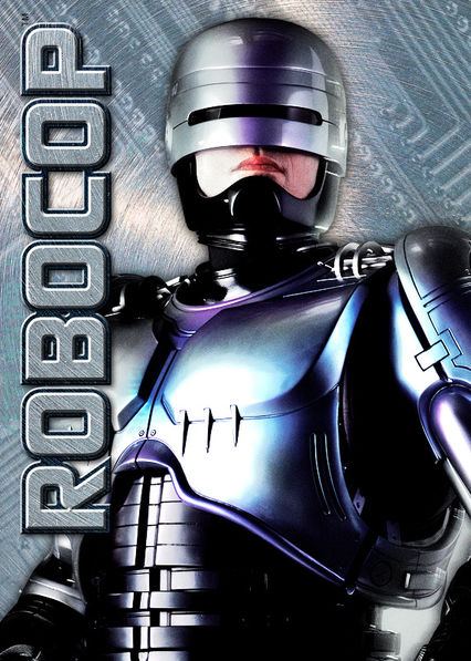 RoboCop on Netflix UK