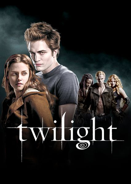 Twilight on Netflix UK