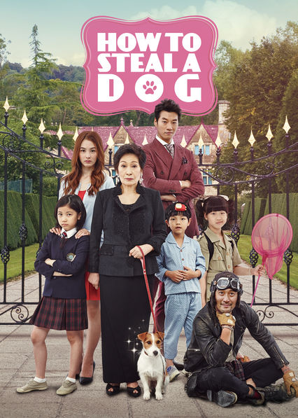 How to Steal a Dog on Netflix UK