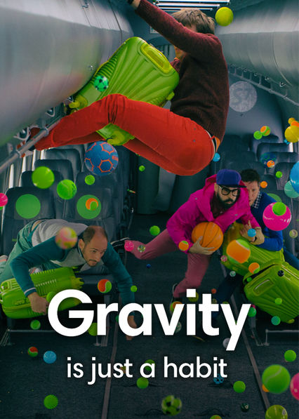 Gravity Is Just a Habit on Netflix UK