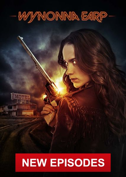 Wynonna Earp on Netflix UK