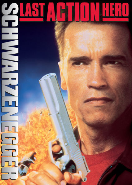 Last Action Hero on Netflix UK