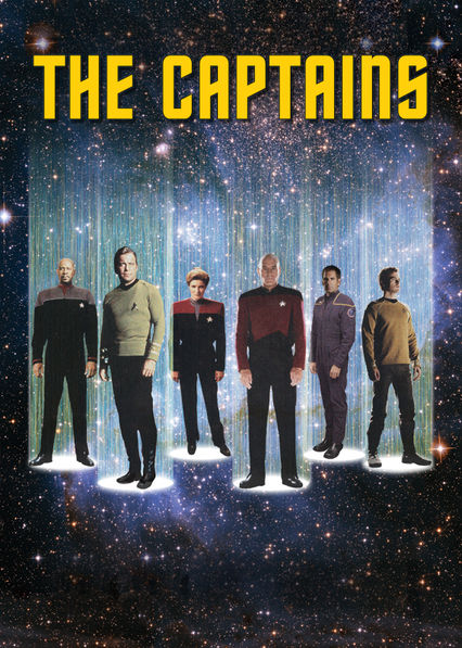 The Captains on Netflix UK