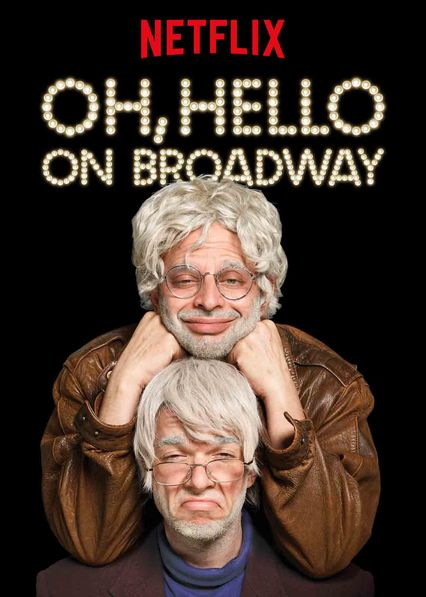 Oh, Hello On Broadway
