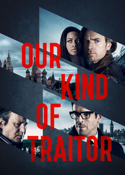 Our Kind of Traitor on Netflix UK