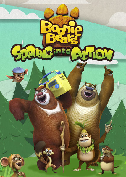 Boonie Bears: Spring Into Action on Netflix UK