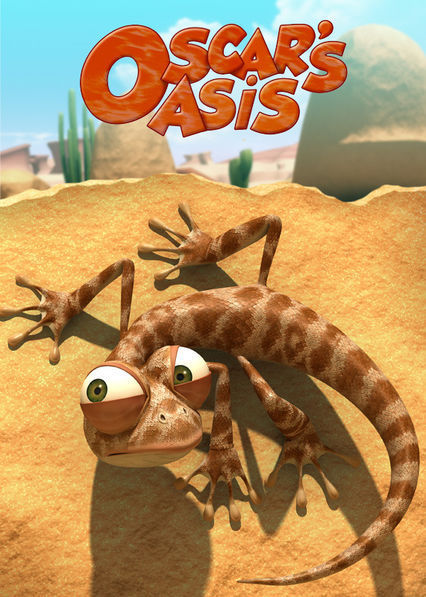 Oscar's Oasis on Netflix UK