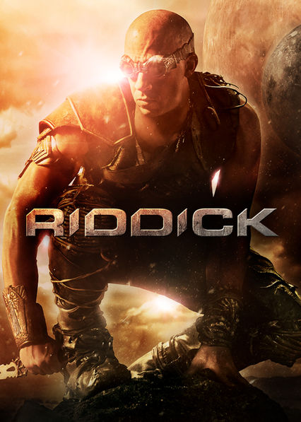 Riddick on Netflix UK