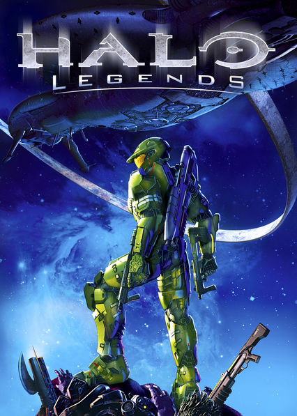 HALO Legends on Netflix UK