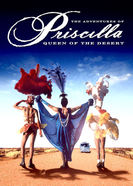 The Adventures of Priscilla, Queen of the Desert on Netflix UK
