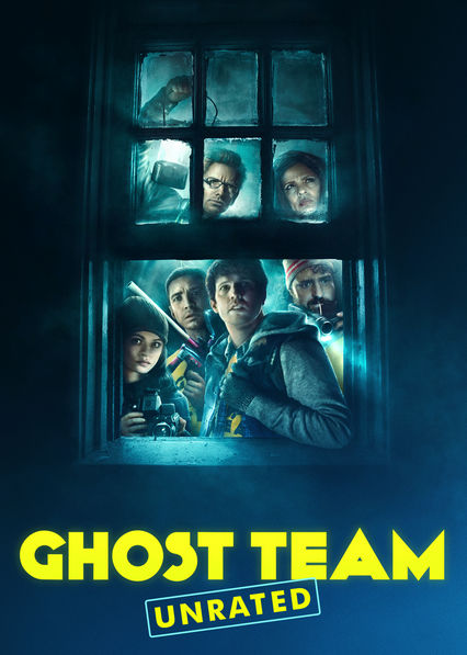 Ghost Team on Netflix UK