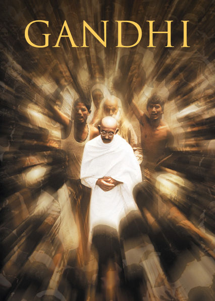 Gandhi on Netflix UK