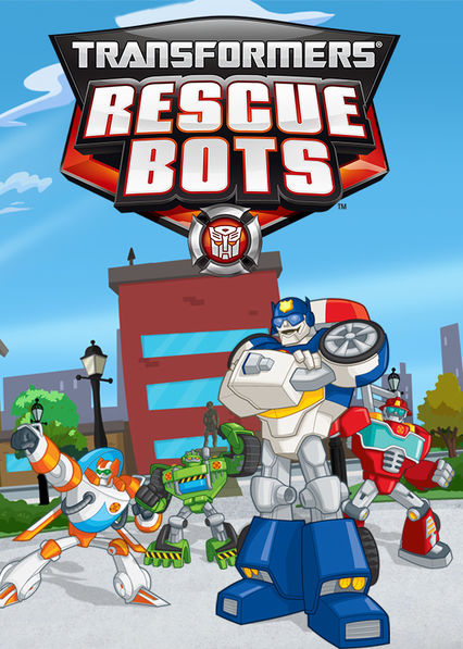 Transformers: Rescue Bots on Netflix UK
