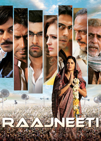 Raajneeti on Netflix UK