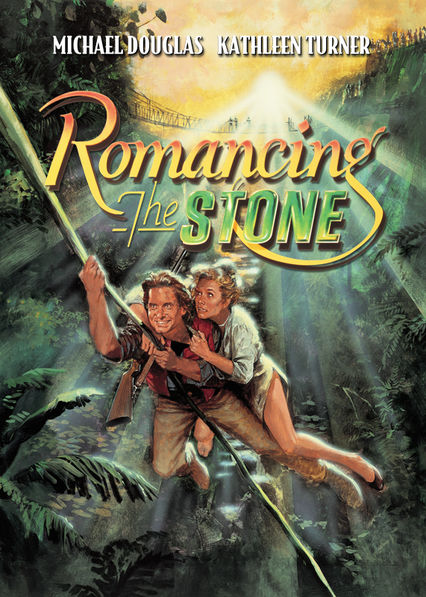Romancing the Stone on Netflix UK