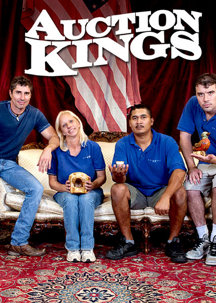 Auction Kings on Netflix UK