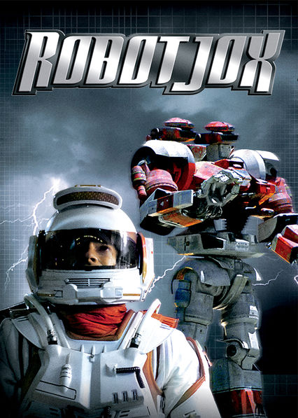 Robot Jox on Netflix UK
