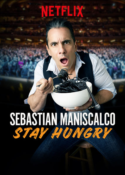 Sebastian Maniscalco: Stay Hungry on Netflix UK