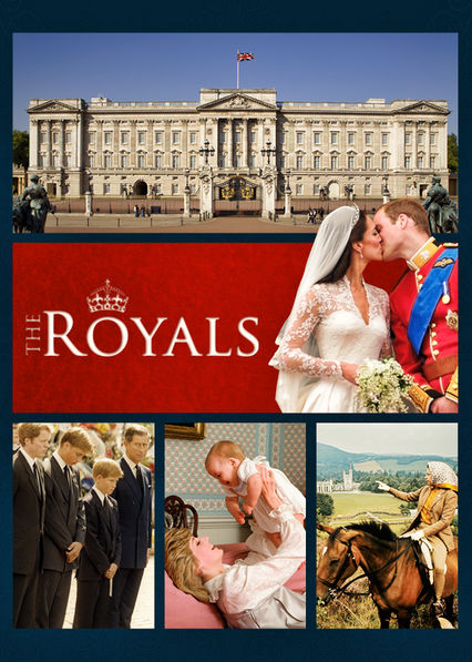 The Royals on Netflix UK