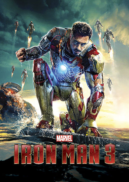 Iron Man 3 on Netflix UK