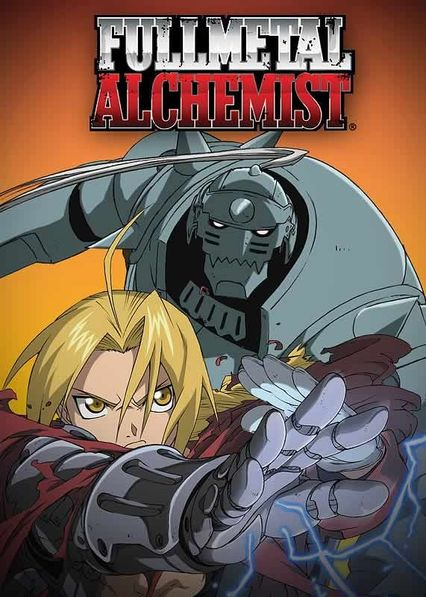 Fullmetal Alchemist on Netflix UK