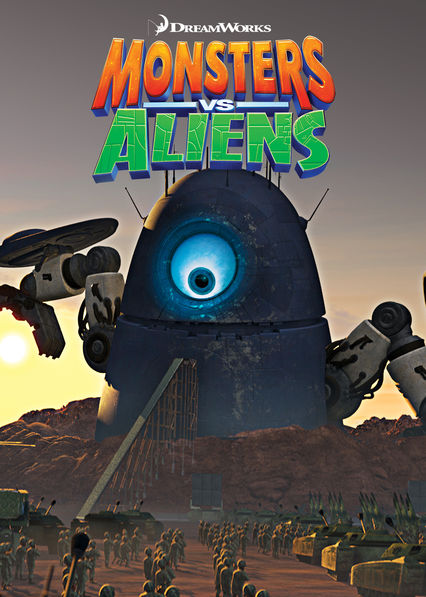 Monster Vs Aliens Stream