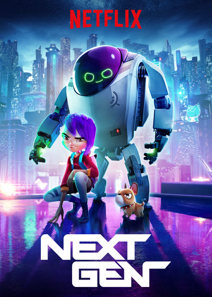 Next Gen on Netflix UK